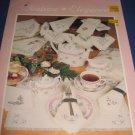 Tea time elegance by Sue Hillis cross stitch