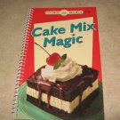 Favorite all time recipes Cake Mix Magic Cookbook
