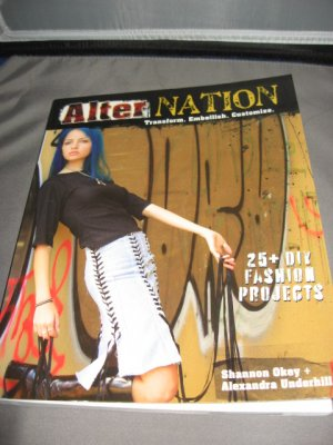Alter Nation by Shannon Okey and Alexandra Underhill