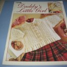 Leisure arts Daddys little girl knit patterns