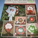 Calico and cross stitch for christmas book 5 In Stitches  cross stitch patterns