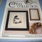The Cricket Collection No. 29 Shadows by Vicki Hastings  cross stitch patterns