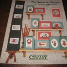 The Cinnamon Season An Old Fashioned Christmas cross stitch patterns