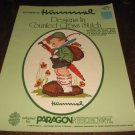 Authentic Hummel  designs in Counted cross stitch patterns