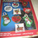Aida Plus  Christmas Ornaments #2 cross stitch patterns 4812