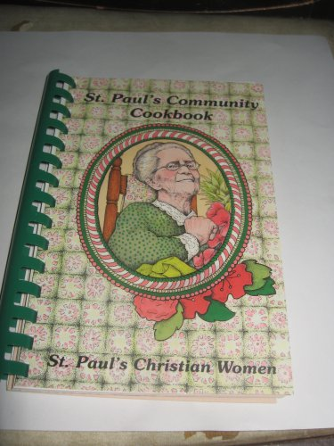 St. Pauls Community cookbook