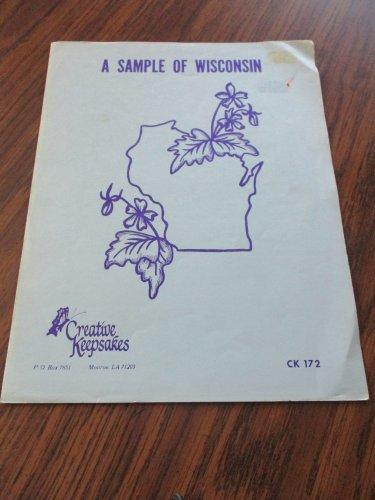 A sample of Wisconsin Creative Keepsakes CK172