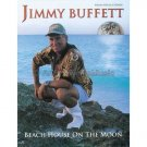 Jimmy Buffet: Beach House on the Moon (Piano/Vocal/Guitar Personality Songbook) **RARE**
