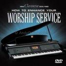 How To Enhance Your Worship Service - Informational DVD for Yamaha Clavinova