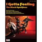 I Gotta Feeling - The Black Eyed Peas (Piano Vocal Popular Sheet Music)