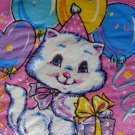 SEALED Birthday Blue Eyed CAT Kitten Paper NAPKINS Collectible Serviettes Drink