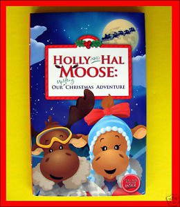 BUILD BEAR Holly and Hal Moose BOOK Poster First Edition Maxine Clark Hardcover
