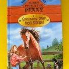 GERMAN Language Youth BOOK #2 Series Penny Sturmwind Darf Nich Sterben T Brezina
