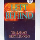 LEFT BEHIND No.1 LaHaye Jenkins PB BOOK Bestseller Novel of the Earth's Last Day