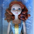 "Disney Princess Merida 12"" Doll Sparkling Princess Toy Movie Brave Red Head Hair"