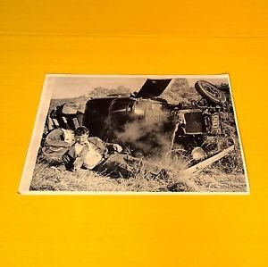 Mickey Rooney The Strip Movie Vintage Black and White Still Photo 18x12 Drums