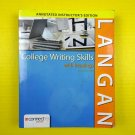 Lagan College Writing Skills With Readings 9th Edition Instructor's Textbook