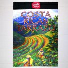 Boyds Coffee Wall Hanging Advertising Banner Costa Rican Tarrazu 19x27 Sign
