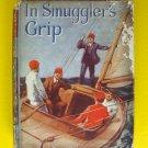 Antique 1930 Hardcover Book In Smuggler's Grip Stories Epworth Press Vintage