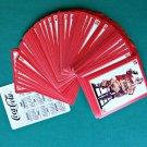 Coca-Cola 1994 Christmas Santa Claus Nostalgia Playing Card Tins Limited Deck