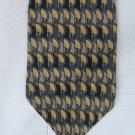 Jerry J Garcia Curves And & Lines Tie Silk Necktie Neck Neckie Stonehenge 10