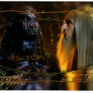 Czech Fellowship Postcard - Saruman Lurtz