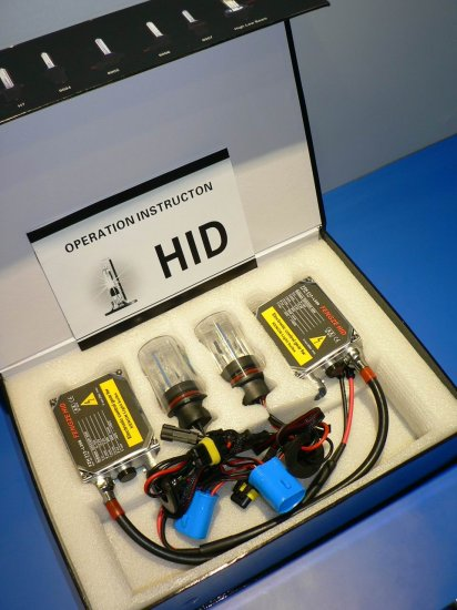 HID xenon lamp kit made by Japan electronic components ( TDK/ Panasonic ) 12 months warantee