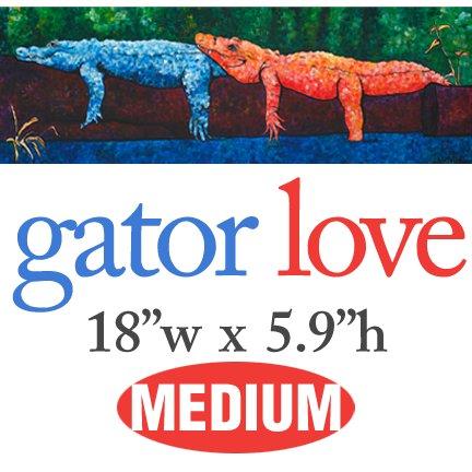 Gator Love � MEDIUM