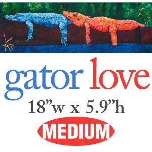 Gator Love � MEDIUM