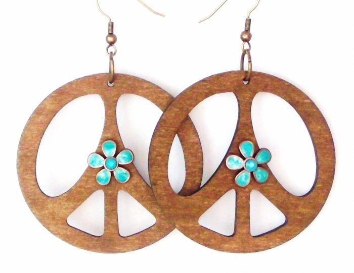 earrings-Peaceful Turquoise-304