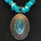 necklace-Turquoise Princess-TurqN101