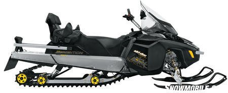 2009 Ski-Doo Expedition TUV Rev-XU 600