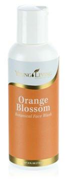 Orange Blossom Facial Wash
