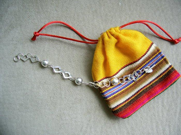 Silver Bracelet 1