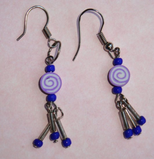 Free Shipping! Handcrafted cutie Earrings