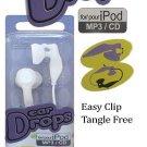 Earphones for iPod (IP102)