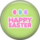 Bunny Love, Easter 1 Inch Button Badge Pin Pinback Button - 2048