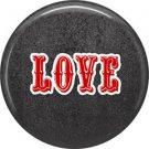 Wild Love Valentine's Day 1 Inch Pinback Button Badge Pin - 2126