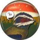 Talking Birds 1 Inch Pinback Button Badge Pin - 4028