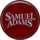 Samuel Adams Beer, 1 Inch Food and Drink Pinback Button Badge - 0407
