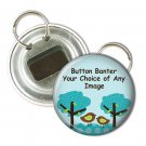 Your Choice or Custom 2.25 Inch Bottle Opener