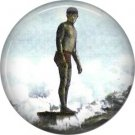 Vintage Hawaii Image on 1 Inch Pinback Button Badge Pin - -0941