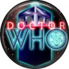 Doctor Who Image 3, Television 1 Inch Pinback Button Badge - 6060