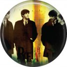 The Beatles on a 1 Inch Pinback Button Badge Pin - 0284