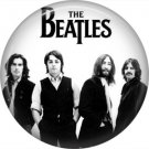 The Beatles on a 1 Inch Pinback Button Badge Pin - 0286