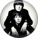 The Beatles on a 1 Inch Pinback Button Badge Pin - 6072