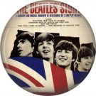 The Beatles on a 1 Inch Pinback Button Badge Pin - 6073