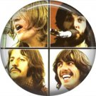 The Beatles on a 1 Inch Pinback Button Badge Pin - 6084
