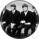 The Beatles on a 1 Inch Pinback Button Badge Pin - 6087