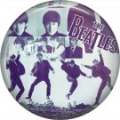 The Beatles on a 1 Inch Pinback Button Badge Pin - 6091